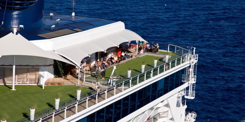 Celebrity Solstice – Aerial at Sea Miami ShorelineCelebrity Cruises