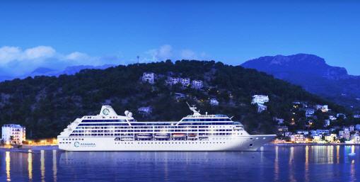 Azamara+ship