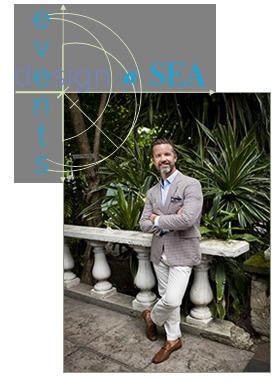 Shawn Events Designs @ Sea