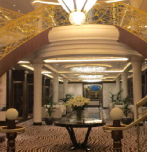Regent lobby