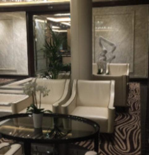 Regent lounge